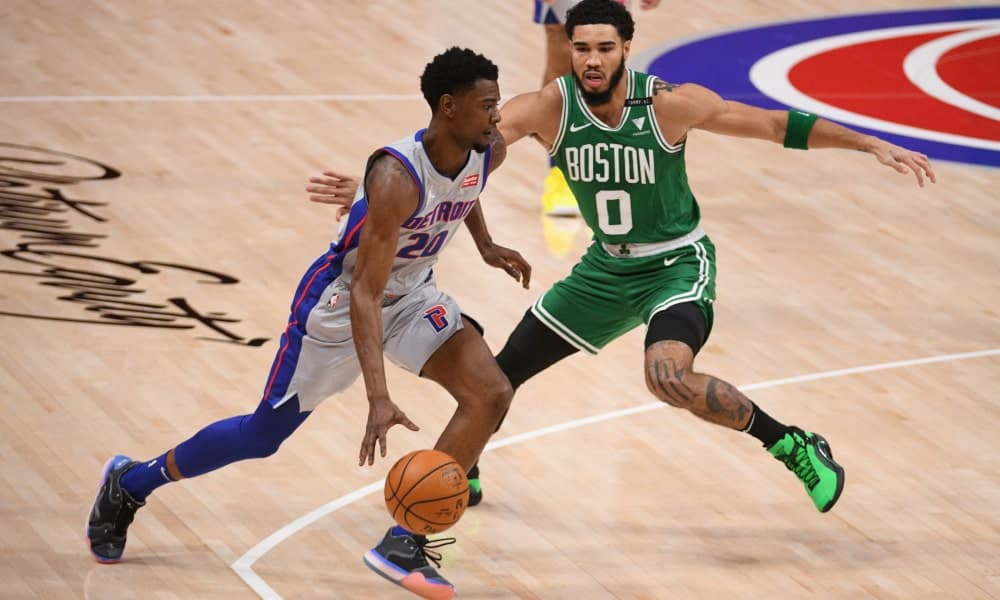 DET vs BOS Dream11 Team Prediction Basketball, NBA Regular Season, Detroit Pistons vs Boston Celtics, 4 January - India Fantasy