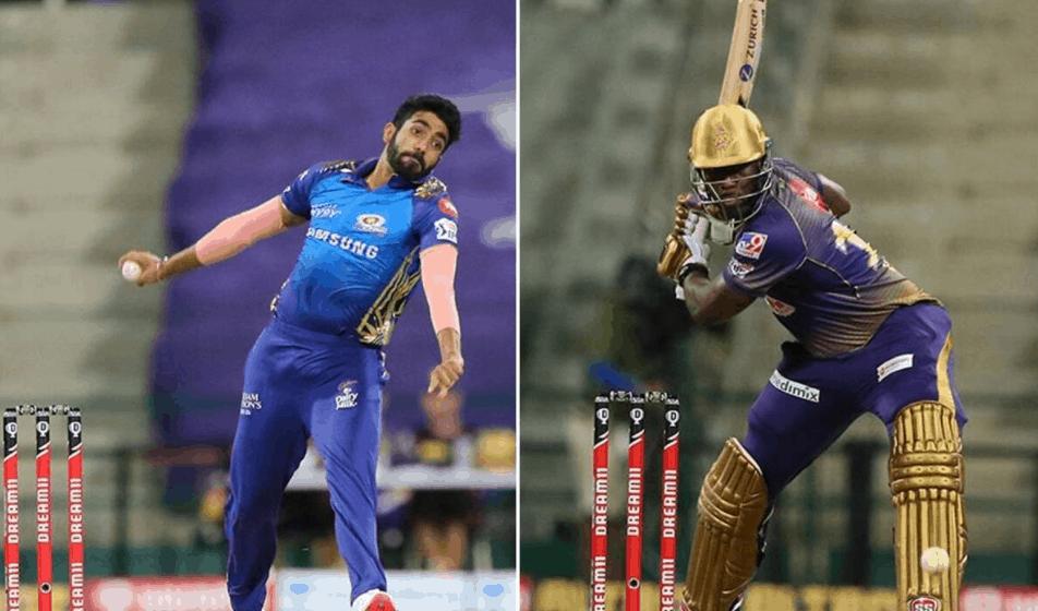 KKR vs MI IPL 2021 Stats – Match 5 Batting, Bowling, Team ...